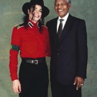 MJ et Mandela